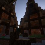 Billund - Mittelalter - Spielerbauten