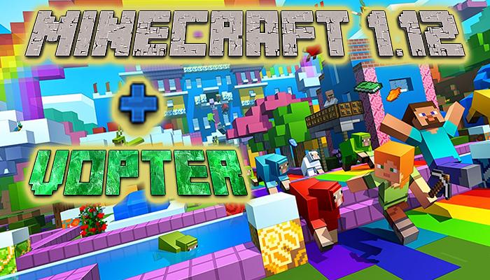 Minecraft 1.12 + Vopter